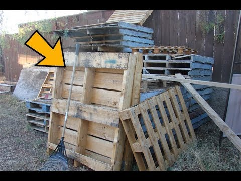 People Turn Pallets Into Cool Things But THIS This Is Brilliant