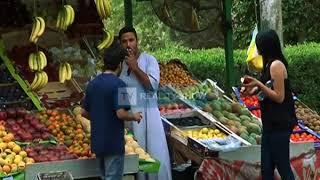 مقالب مصرية رائعة - الحلقة الثانية (ماما عايزة موز)