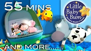 A Sailor Went To Sea   Plus Lots More Nursery Rhymes   From LittleBabyBum!