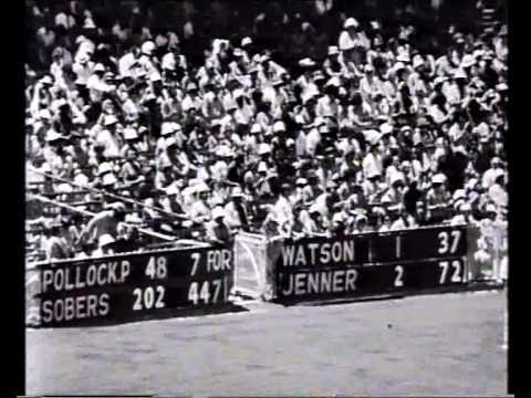 Sir Gary Sobers 254 vs Australia 1971 72
