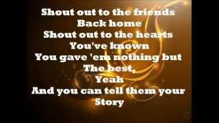 Owl City- Gold [Lyrics On Screen]