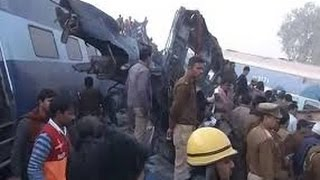 ORIYA NEWS TODAY Indore-Patna Express Train Accident Near Kanpur.