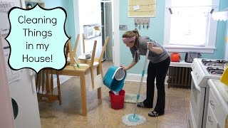 WHOLE HOUSE CLEAN WITH ME! | Mommy Etc