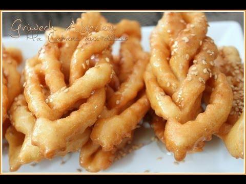 griweche griwech gateau au miel pour le ramadan