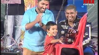 muthe ponne pinangalle ..Action Hero biju song by a kid
