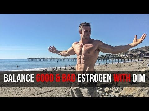 How to Balance Good and Bad Estrogen - Reducing Estrogen with the Right Foods and Vitamins