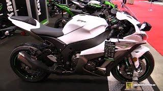 2017 Kawasaki Ninja ZX10R - Walkaround - 2017 Toronto Motorcycle Show