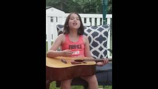 Fight Song -10 year old Andrea
