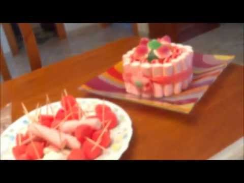 Maceta con flores de chuches vidoemo emotional video unity - Macetas de chuches ...