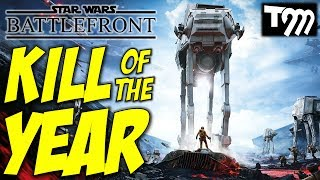Star Wars Battlefront - KILL OF THE YEAR - FINAL!!