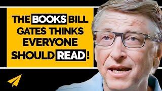 Bill Gates' Top Book Recommendations - #FavoriteBooks