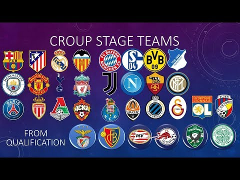 Xxx Mp4 2018 2019 UEFA CHAMPIONS LEAGUE ALL TEAMS All Stages 3gp Sex