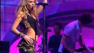 Shakira - Whenever, Wherever - Bravo Supershow 2002