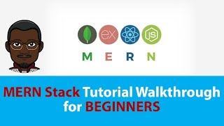(2018) MERN Stack Tutorial Walkthrough | Build a MERN App From Scratch for Beginners | #1 Intro
