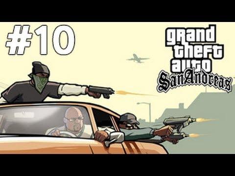 GTA San Andreas Dağda Kapışma Bölüm 10