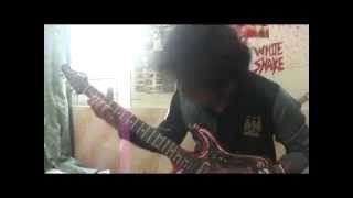 LAMB OF GOD 11th HOUR (Guitar Cover) by FUAD BIN ALAM