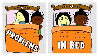 Relationship Problems - Sharing Beds With Each Other