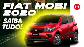 Fiat Mobi - Teste Webmotors