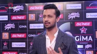 Atif Aslam at Gima Awards 2015