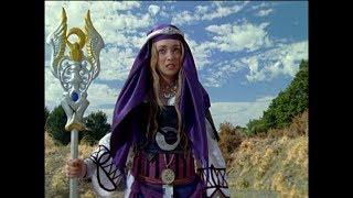 Power Rangers Mystic Force - The Gatekeeper - Gatekeeper vs Koragg (Episode 11)
