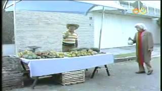 CHESPIRITO 1981- Dr. Chapatin- El puesto de frutas- parte 1 HD