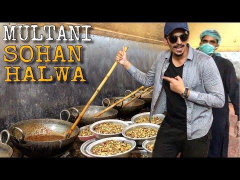 Xxx Mp4 BEST MULTANI SOHAN HALWA PAKISTANI STREET FOOD IN MULTAN 3gp Sex
