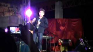 "Jovit Baldivino @ Calangay, San Nicolas, Batangas Dec. 24, 2010 ""Please Forgive Me"""