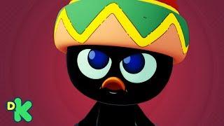 Episódio completo: Pega ladrão! | Calimero | Discovery Kids Brasil