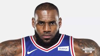 How can LeBron James sign with the Sixers?