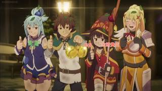 Opening Konosuba Season 02 : God's Blessing on This Wonderful World