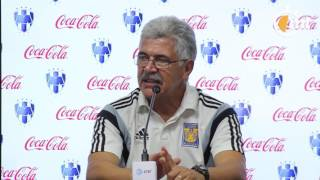 Ferretti espera que derrota en clásico regio no les pese ante Pachuca