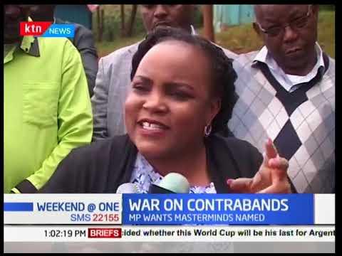 Xxx Mp4 Kirinyaga Women Rep Wangui Ngirichi Demands CS Matiang I To List People Behind Contraband Sugar 3gp Sex
