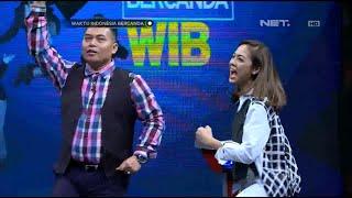 Waktu Indonesia Bercanda - Momen Kemenangan Denny-Dian Ayu di Kuis Sensus