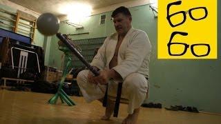 Окинавское каратэ годзю-рю с Вадимом Узуном — интервью и тренировка по годзю-рю