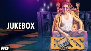 BOSS Full Songs Jukebox | Akshay Kumar, Aditi Rao Hydari