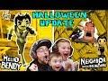 Download Video HELLO BENDY + NEIGHBOR & the INK MACHINE Halloween Mod! FGTEEV-ers LETS CELEBRATE! Surprise Gameplay 3GP MP4 FLV