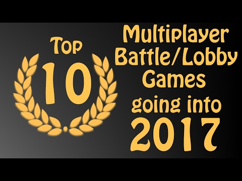 Xxx Mp4 Top 10 Free To Play Multiplayer Online Battle Games Of 2016 And Going Into 2017 3gp Sex