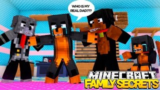Minecraft FAMILY SECRETS - WHOS IS DONUTS REAL DAD???? - Donut the Dog Minecraft Roleplay