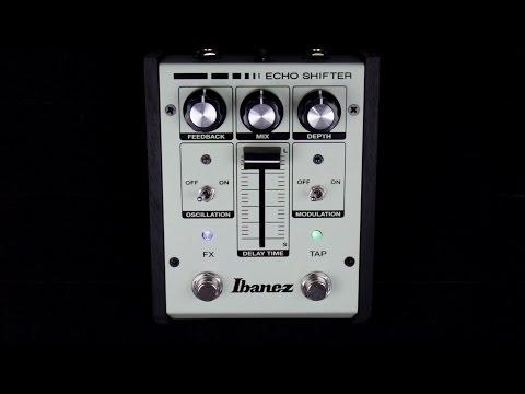 Ibanez ES2 Echo Shifter Demo - BestGuitarEffects.com