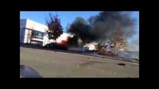 Pual Walker Car Crash!!