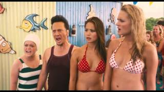 Grown Ups - Water Park Canadian Guy Scene (720p HD)