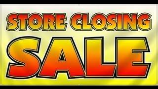 MiniWarGaming Store Closing Final Sale