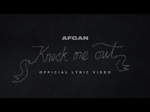 Download Lagu Afgan - Knock Me Out | Video Lirik