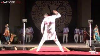 Folk Dance by Dance Club,BITS Pilani Mithali 2k16 (Wajle Ki Bara,Malhari)