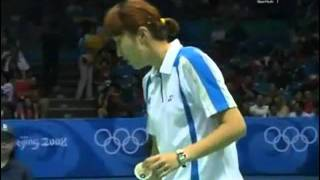 Olympics 2008 XD Final Part 1
