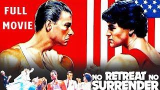 No Retreat,No Surrender Full Movie