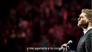 Michael Bublé I'M YOUR MAN (Subtítulos)