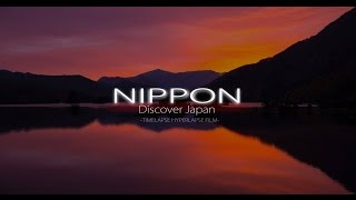 NIPPON -Discover Japan- | Timelapse Hyperlapse Film 4K