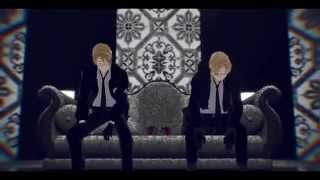 Hetalia APヘタリアMMD - Turn Off The Light - America, Canada ft. FACE