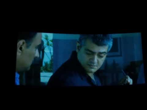 Mass scene from arrambam in theatre by CAF